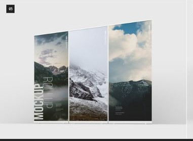 print roller banners