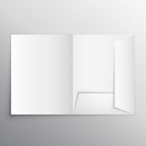 presentation folder printing